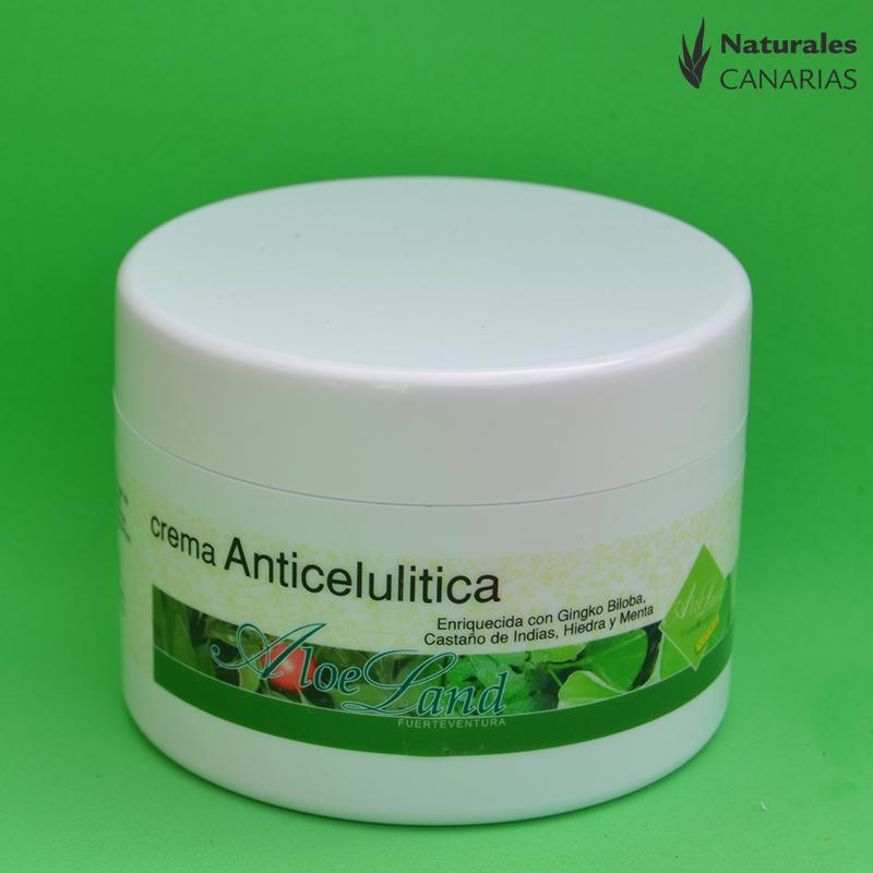 Crema Anti Celulitis De Aloe Vera Aloe Land Aloe Vera Shop Naturales Canaria